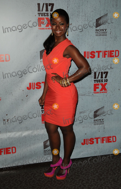 Photos And Pictures Actress Erica Tazel Arriving At The Premiere Of Justified Season 3 At The Directors Guild Of America On January 10 2012 In Los Angeles California Select from premium erica tazel of the highest quality. imagecollect