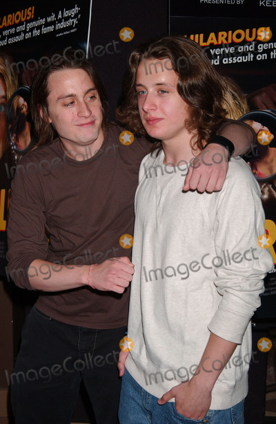 photos and pictures actors kieran culkin and rory culkin