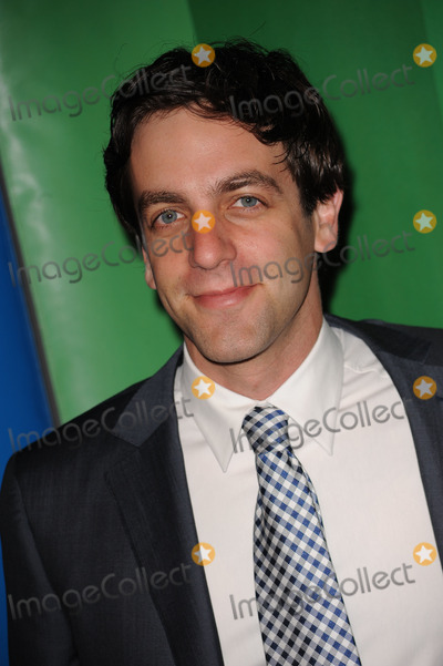 B.J NOVAK, THE HILTONS, B J Novak, B. J. Novak, B.J. Novak, Bj Novak Photo - B.J. Novak at the 2010 NBC Upfront presentation at The Hilton Hotel on May 17, 2010 in New York City.