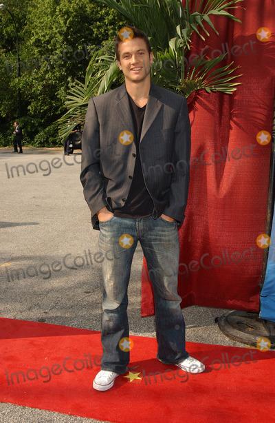 Aras Baskauskas Photo - Actor Aras Baskauskas arriving at the CBS Upfronts event.