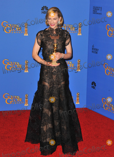 Cate Blanchett, Kate Blanchett, CATE BLANCHETTE Photo - January 13 2014, LA