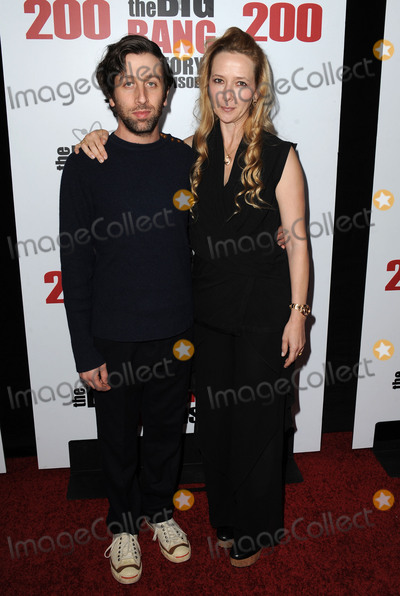 Simon Helberg, Big Bang Photo -   February 20 2016, LA  Actor Simon Helberg and his wife actress Jocelyn Towne arriving at CBS's 'The Big Bang Theory' Celebrates the 200th Episode at Vibiana on February 20, 2016 in Los Angeles, California.  By Line: Peter West/ACE Pictures   ACE Pictures, Inc. tel: 646 769 0430