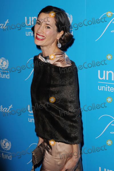 Annette Lauer Photo - November 27, 2012. New York City. Annette Lauer attends the Unicef Snowflake Ball at Cipriani 42nd Street on November 27, 2012 in New York City.