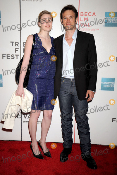 Adam Rothenberg Photo - Actor Adam Rothenberg  (right) and guest arrive at the 7th Annual Tribeca Film Festival 'Tennessee' premiere at Borough of Manhattan Community College / Tribeca Performing Arts Center.