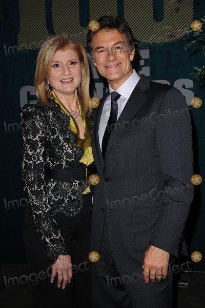 Doctor Oz, Arianna Huffington Photo - Arianna Huffington  and Doctor Oz attend the The Huffington Post and AOL 2011 Game Changers Awards Ceremony at Skylight Soho on October 18, 2011 in New York City