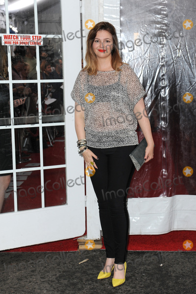 Amber Tamblyn Photo - July 13, 2016  New York CityAmber Tamblyn attending the New York premiere of 'Cafe Society' hosted by Amazon & Lionsgate with The Cinema Society at Paris Theatre on July 13, 2016 in New York City. Credit: Kristin Callahan/ACE PicturesTel: 646 769 0430