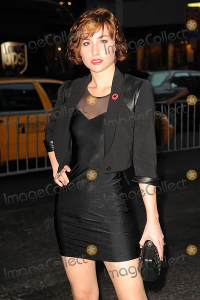 ALISON SCAGLIOTTI, The Romantics Photo - Alison Scagliotti  attends the premiere of The Romantics on September 07, 2010 in New York City