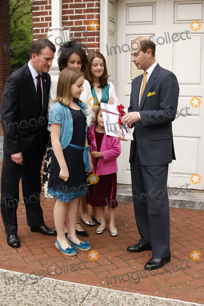 Prince Edward, Prince, Prince Edwards, Queen Photo - April 26 2012, Philadelphia  Prince Edward on a two day visit to Philadelphia to mark 60 years of his mother the Queen of England's reign on April 26 2012 in Philadelphia, PA