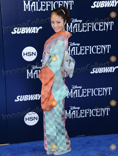 Aya Ueto, Aya Photo - May 28 2014, LA  Aya Ueto arriving at the World Premiere Of Disney's 'Maleficent' at the El Capitan Theatre on May 28, 2014 in Hollywood, California.