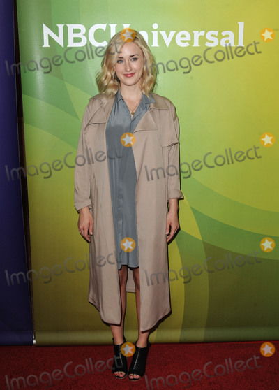 Ashley Johnson Photo -   August 12 2015, New York City  Ashley Johnson arriving at the NBC Universal 2015 Summer Press Tour at the Beverly Hilton on August 12, 2015 in Beverly Hills, California.   By Line: Peter West/ACE Pictures   ACE Pictures, Inc. tel: 646 769 0430