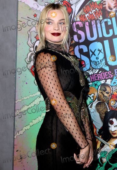 Margot Robbie Photo -   August 1 2016, New York City  Actress Margot Robbie arriving at the world premiere of 'Suicide Squad' at The Beacon Theatre on August 1, 2016 in New York City.    By Line: Nancy Rivera/ACE Pictures   ACE Pictures Inc Tel: 6467670430