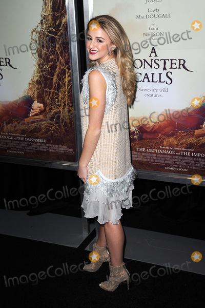 Chloe Lukasiak Photo - December 7, 2016  New York CityChloe Lukasiak attending 'A Monster Calls' New York Premiere at AMC Loews Lincoln Square 13 theater on December 7, 2016 in New York City. Credit: Kristin Callahan/ACE PicturesTel: 646 769 0430