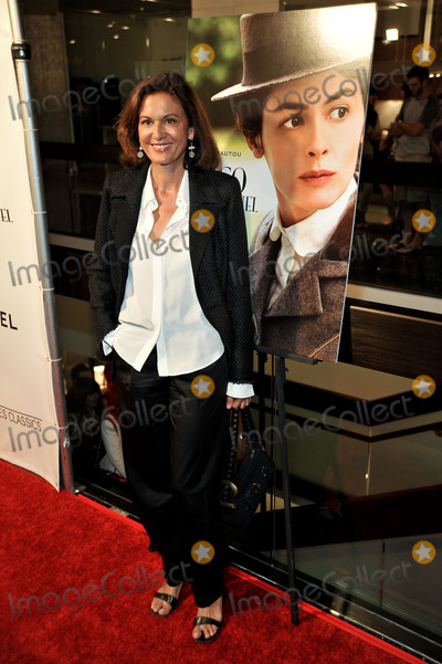 Anne Fontaine, Coco Photo - Director Anne Fontaine at the premiere of the Sony Pictures movie 'Coco Before Chanel' at the Silver Screen theatre in Los Angeles on September 9 2009.
