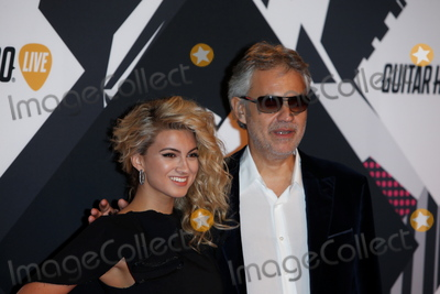 Andrea Bocelli, Tori Kelly Photo -   October 25 2015, Milan  Andrea Bocelli (R) and Tori Kelly attending the MTV EMA's 2015 at Mediolanum Forum on October 25, 2015 in Milan, Italy.   By Line: Famous/ACE Pictures   ACE Pictures, Inc. tel: 646 769 0430