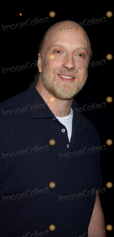 Chris Elliott, David Letterman Photo - Chris Elliott stops for an appearance at the Late Show with David Letterman.