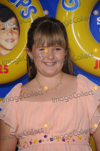 ADA-NICOLE SANGER Photo - Ada-Nicole Sanger at the premiere of 'Grown Ups' at the Ziegfeld theatre on June 23 2010 in New York City