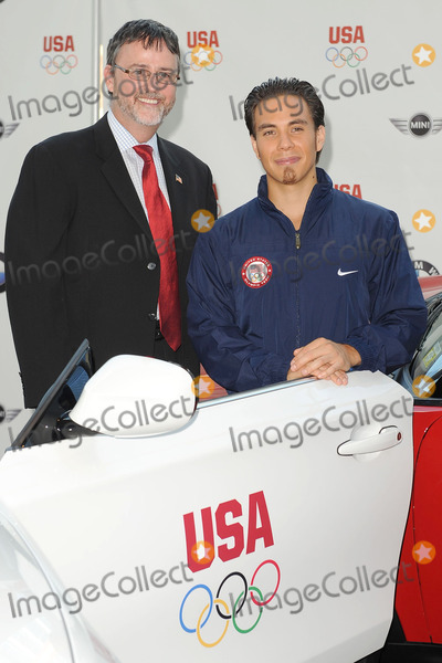 The Unit, JACK PITNEY, Apolo Anton Ohno, Jackée Photo - Short Track Speedskater Apolo Anton Ohno attends the announcement of a new multi-year partnership between BMW Group & the United States Olympic Committee at BMW of Manhattan on July 26, 2010 in New York City