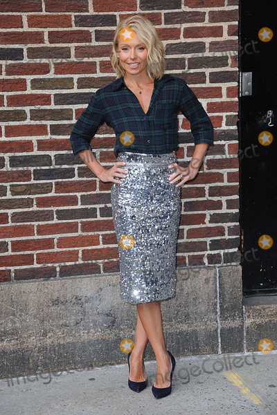 Kelly Ripa, David Letterman Photo -  April 2, 2015 New York CityKelly Ripa after taping an appearance on the Late Show with David Letterman on April 2, 2015 in New York City.Please byline: Kristin Callahan/ACE Pictures  ACEPIXS.COMAce Pictures, Inctel: (212) 243 8787 or (646) 769 0430