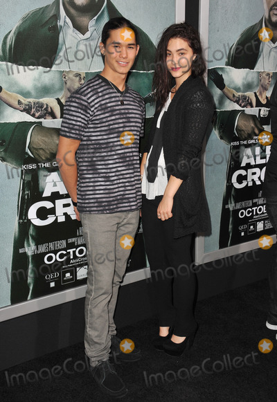 """BooBoo Stewart, Fivel Stewart Photo - Booboo Stewart & sister Fivel Stewart at the Los Angeles premiere of """"Alex Cross"""" at the Cinerama Dome, Hollywood.October 15, 2012  Los Angeles, CAPicture: Paul Smith / Featureflash"""