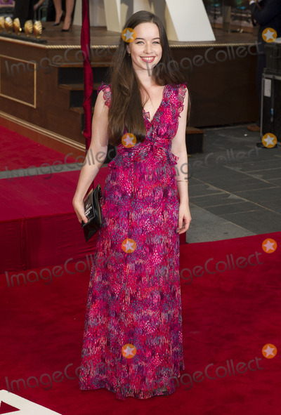 Anna Popplewell, Anna Maria Perez de Taglé, Leicester Square Photo - Anna Popplewell arriving the UK premiere of Anna Karenina at Odeon Leicester Square, London. 05/09/2012 Picture by: Alexandra Glen / Featureflash