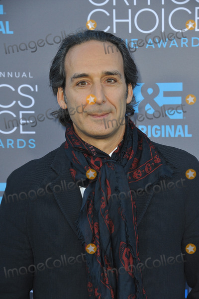 Alexandre Desplat Photo - Alexandre Desplat at the 20th Annual Critics' Choice Movie Awards at the Hollywood Palladium.