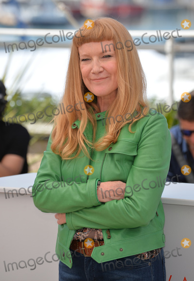"Andrea Arnold Photo - Director Andrea Arnold at the photocall for ""American Honey"" at the 69th Festival de Cannes.