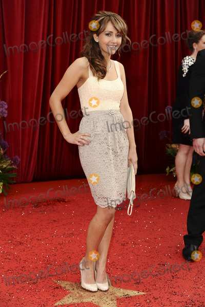 Samia Smith Photo - Samia Smith arrives at the British Soap awards 2011 held at the Granada Studios, Manchester.