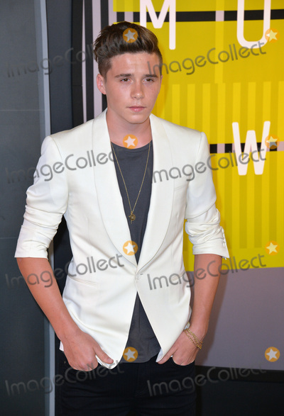 Brooklyn Beckham Photo - Brooklyn Beckham at the 2015 MTV Video Music Awards at the Microsoft Theatre LA Live.August 30, 2015  Los Angeles, CAPicture: Paul Smith / Featureflash