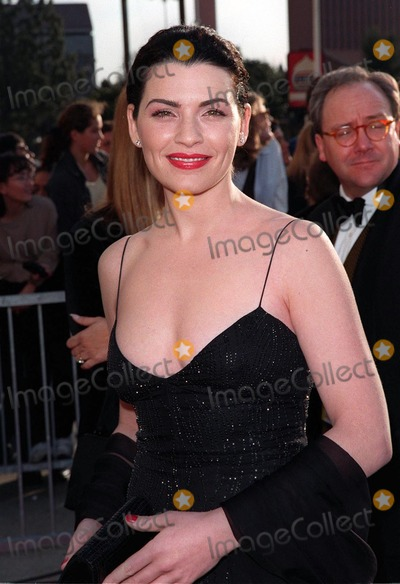 "Photo - 08MAR98:  ""ER"" star JULIANNA MARGOLIS at the Screen 