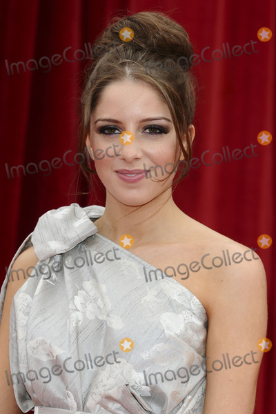 Chelsea Halfpenny Photo - Chelsea Halfpenny arrives at the British Soap awards 2011 held at the Granada Studios, Manchester.