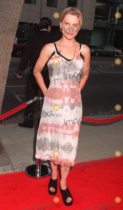 """Sammy Davis Photo - 12AUG97:  British actress SAMMI DAVIS at the premiere of """"Event Horizon"""" in Beverly Hills."""