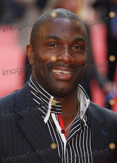 Derek Redmond, Leicester Square Photo - Derek Redmond arriving for the Chariots of Fire Premiere held at the Empire Leicester Square - London, England. 10/07/2012 Picture by: Henry Harris / Featureflash