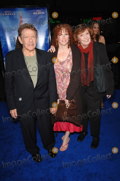 And Pictures - Jerry Stiller & Wife Anne Meara & Daughter Amy Stiller