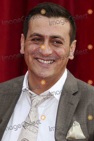 Chris Gascoyne Photo - Chris Gascoyne arrives at the British Soap awards 2011 held at the Granada Studios, Manchester.