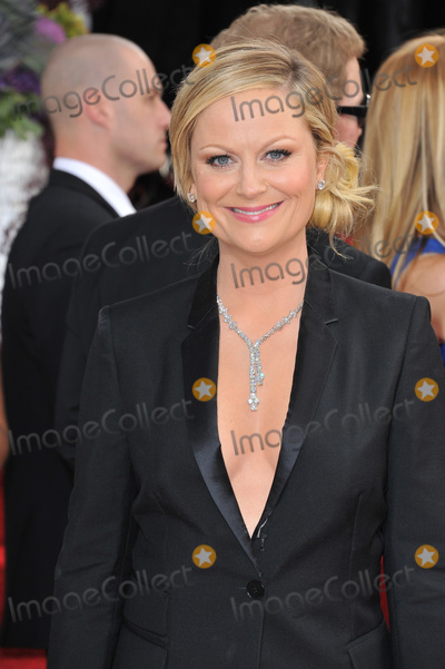 AMY POHLER Photo - Amy Pohler at the 70th Golden Globe Awards at the Beverly Hilton Hotel.January 13, 2013  Beverly Hills, CAPicture: Paul Smith / Featureflash