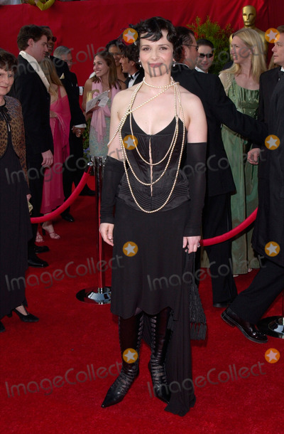 Photos and Pictures - JULIETTE BINOCHE at the 73rd Annual ...