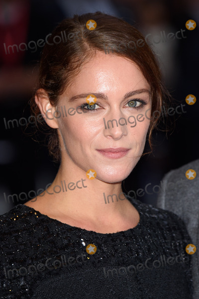 "Ariane Labed Photo - Ariane Labed at the UK premiere of ""The Lobster"", part of the London Film Festival 2015, at the Odeon Leicester Square, London.
