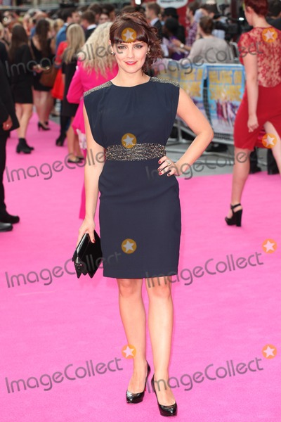 Annabel Scholey Photo - Annabel Scholey arriving for the Walking On Sunshine UK Premiere, at Vue West End, London. 11/06/2014 Picture by: Alexandra Glen / Featureflash