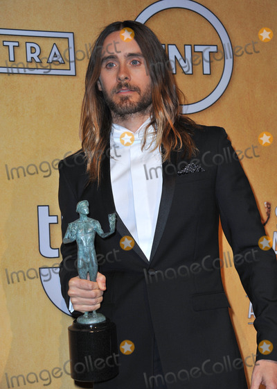 Jared Leto Photo - Jared Leto at the 20th Annual Screen Actors Guild Awards at the Shrine Auditorium.
