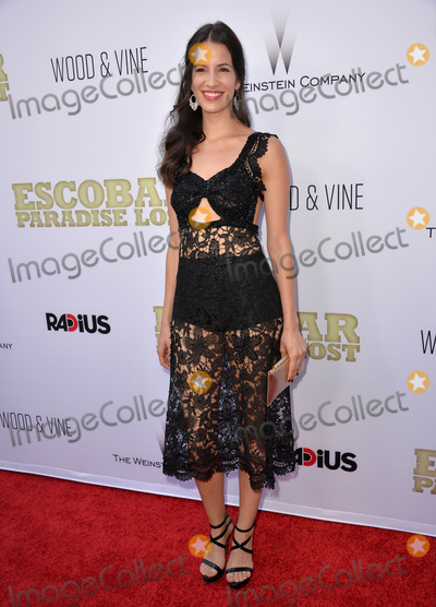 """Laura Londono Photo - Actress Laura Londono at the Los Angeles premiere of her movie """"Escobar: Paradise Lost"""" at the Arclight Theatre, Hollywood. June 22, 2015  Los Angeles, CAPicture: Paul Smith / Featureflash"""