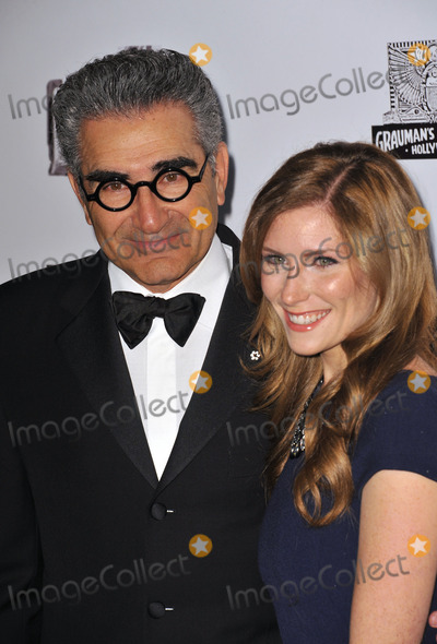 Photos and Pictures - Eugene Levy & daughter Sarah at the 26th