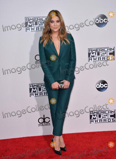 Ashley Benson Photo - Ashley Benson at the 2015 American Music Awards at the Microsoft Theatre, LA Live.November 22, 2015  Los Angeles, CAPicture: Paul Smith / Featureflash