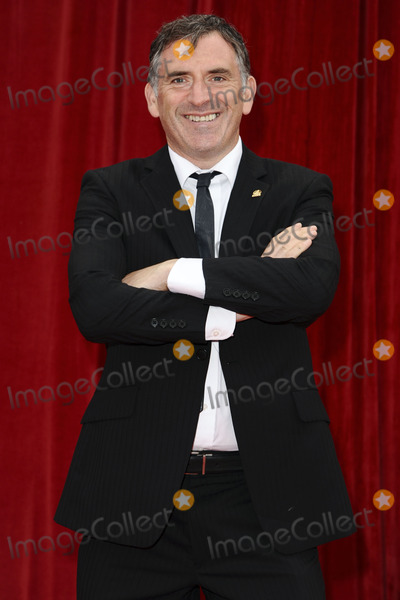 Tony Audenshaw Photo - Tony Audenshaw arrives at the British Soap awards 2011 held at the Granada Studios, Manchester.