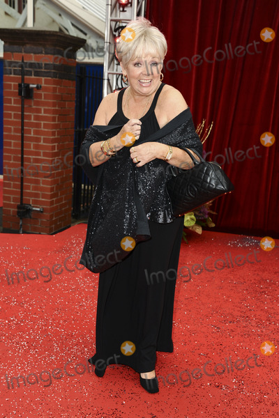 Meg Johnson Photo - Meg Johnson arrives at the British Soap awards 2011 held at the Granada Studios, Manchester.