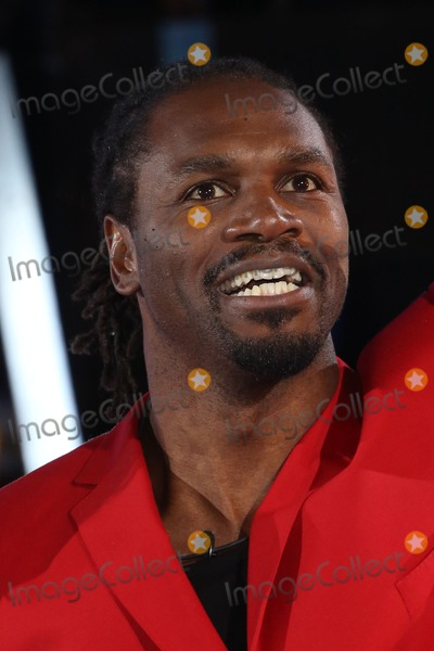 Audley Harrison, James Smith Photo - Audley Harrison at Celebrity Big Brother 2014 - Arrivals