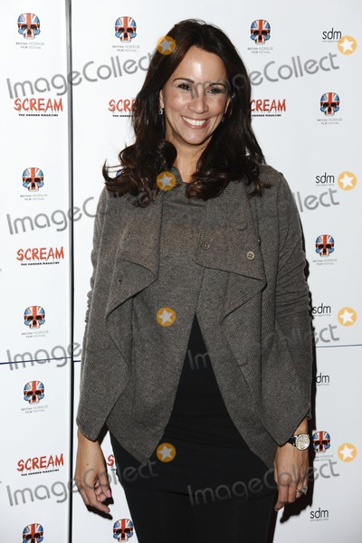"""Andrea Mclean Photo - Andrea McLean arriving for the premiere of """"Stalker"""", at the Empire Leicester Square, London. 15/10/2011 Picture by: Steve Vas / Featureflash"""