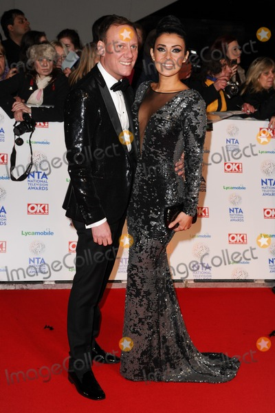 Kym Marsh, Anthony Cotton, The National Photo - Anthony Cotton and Kym Marsh