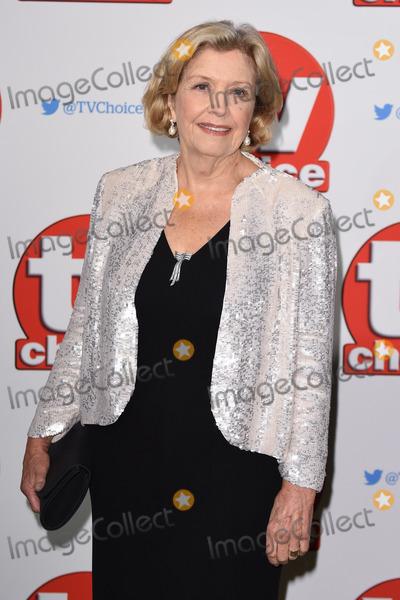Ann Reid, Anne Reid, THE HILTONS Photo - Ann Reid at the TV Choice Awards 2015 at the Hilton Hotel, Park Lane, London.September 7, 2015  London, UKPicture: Steve Vas / Featureflash