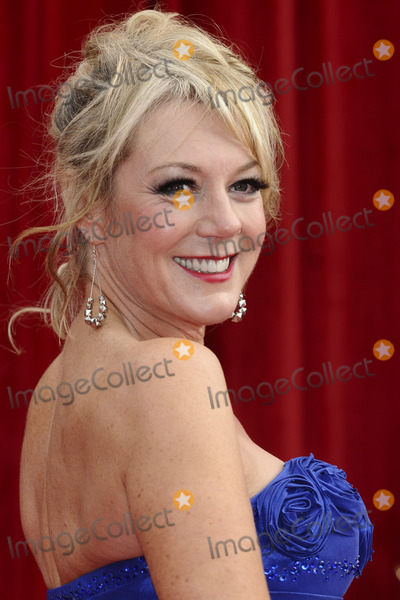 Helen Pearson Photo - Helen Pearson arrives at the British Soap awards 2011 held at the Granada Studios, Manchester.
