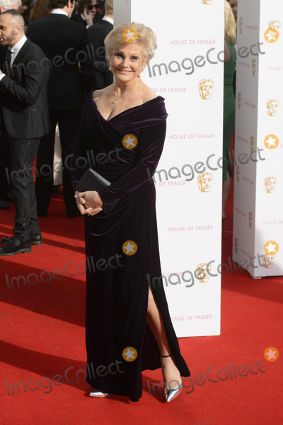 Angela Rippon Photo - Angela Rippon arriving at the TV Bafta Awards 2015, Theatre Royal, Dury Lane, London. 10/05/2015 Picture by: Dave Norton / Featureflash